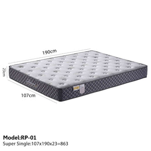 Sears Pain Relief Memory Foam - Super single - Mattress
