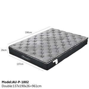 Serta Sound Sleep Mattress - Double - Mattress