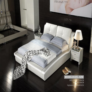 Shelvey Upholstered Platform Bed - Bed