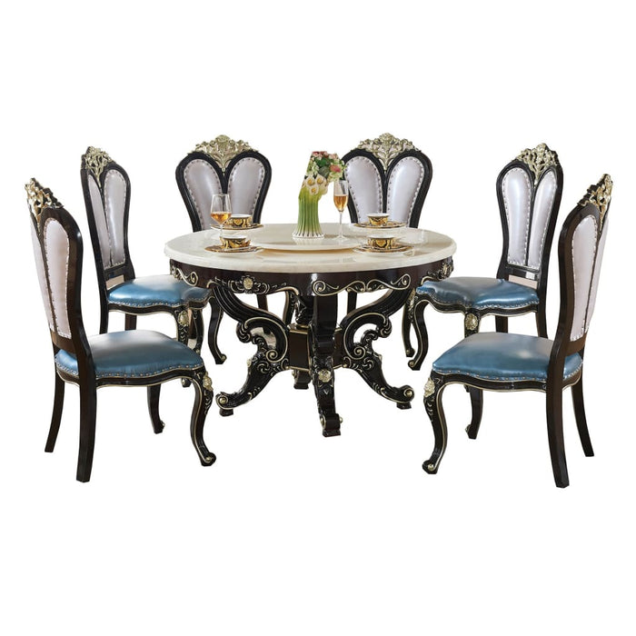 Silhouette Royal Style Dining Set