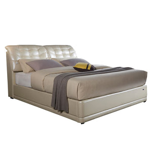 Sleep Sync Upholstered Platform Bed - Bed