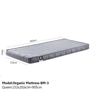 Sound Asleep Medium-Soft Mattress - Queen - Mattress