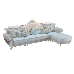 Spectacular 1 + 3 Seat + Chaise Bed - Sofa Chaise