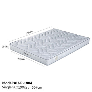 Spring Comfort Memory Foam - Single - Mattress