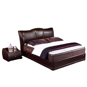 Sturdy Upholstered Platform Bed for all Seasons - Bed