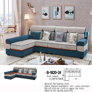 Stylish Sectional Sofa With Excellent Reclining Features - Sofa Chaise