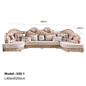 Stylish with amazing brown sofa - Sofa Chaise