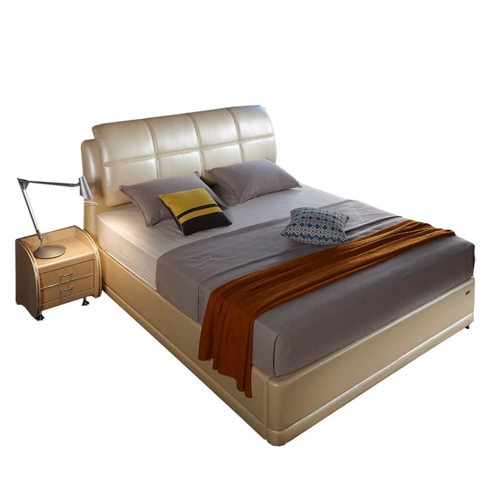 Tiara Upholstered Platform bed