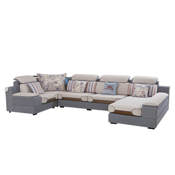 Versatile and Comfortable Modern Sectional Sofa
