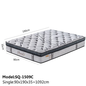 Vispring Mattress King Size - Single - Mattress