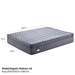 Yvonne Beauty Rest Soft Mattress King Size - King - Mattress