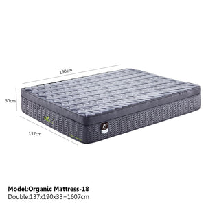Yvonne Beauty Rest Soft Mattress King Size - Double - Mattress