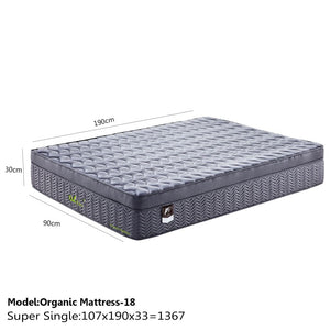 Yvonne Beauty Rest Soft Mattress King Size - Super single - Mattress