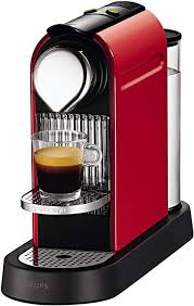 Machine Nespresso Citiz - Rouge