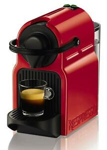Machine Nespresso Inissia - Rouge