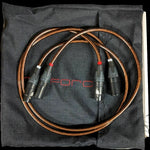 (1) PAIR NuForce IC-700 Interconnect XLR