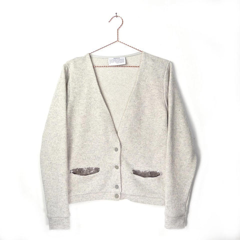 Vienna grey cardigan