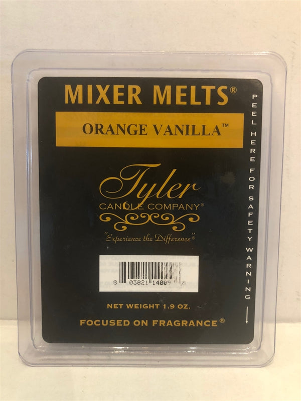 Orange Vanilla Mixer Melts