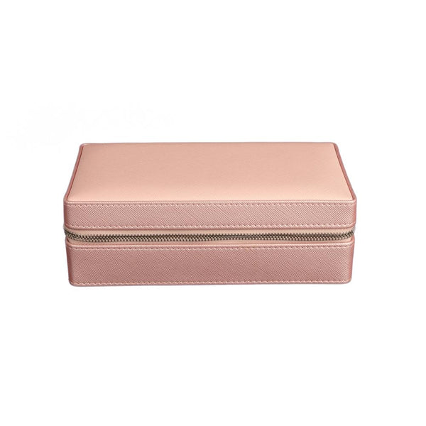 Madison Jewelry Organizer Case Pink