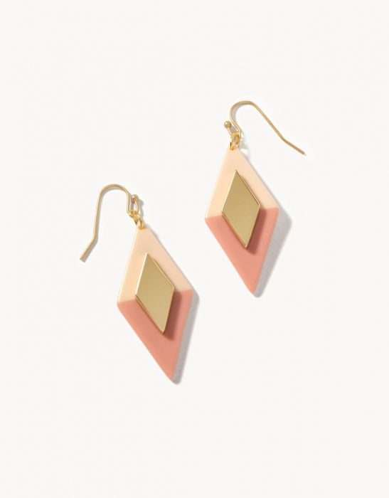 Barbee Earrings Cream