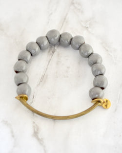 Buffy Bracelet Grey