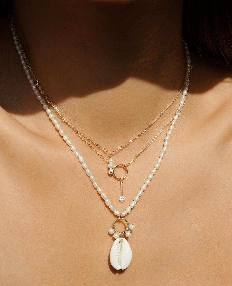 Coco Necklace Gold