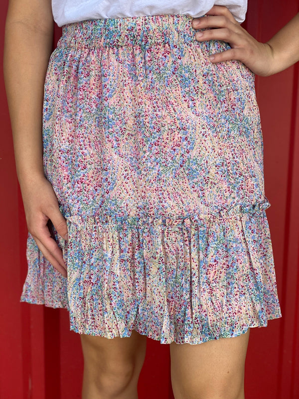 Perry Multi Woven Skirt