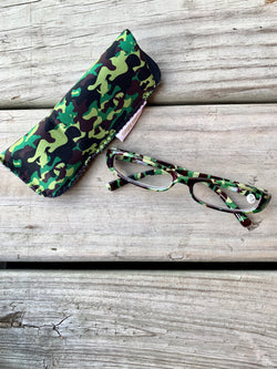 Reading Glasses Camo