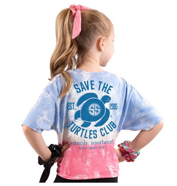 Youth Save The Turtles Tee