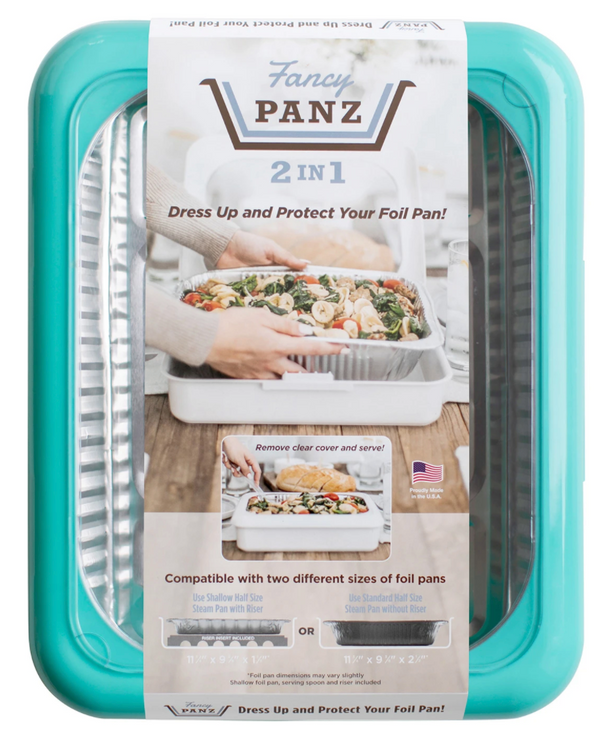 Fancy Panz 2 in 1 Mastercase Aqua
