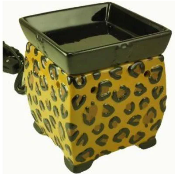 Leopard Radiant Fragrance Warmer