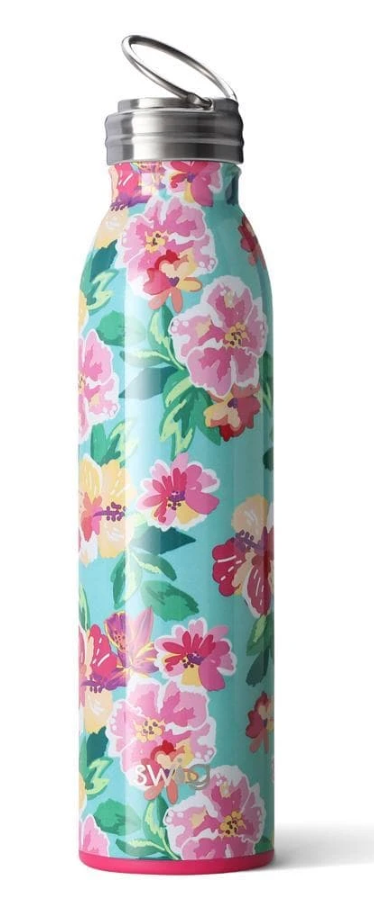 Swig 22oz Tumbler Island Bloom