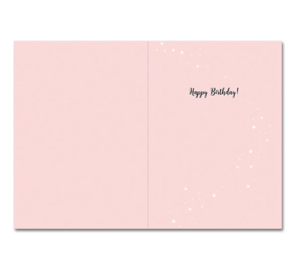 Greeting Card Champagne