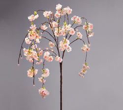 "Silk 42"" Weeping cherry"