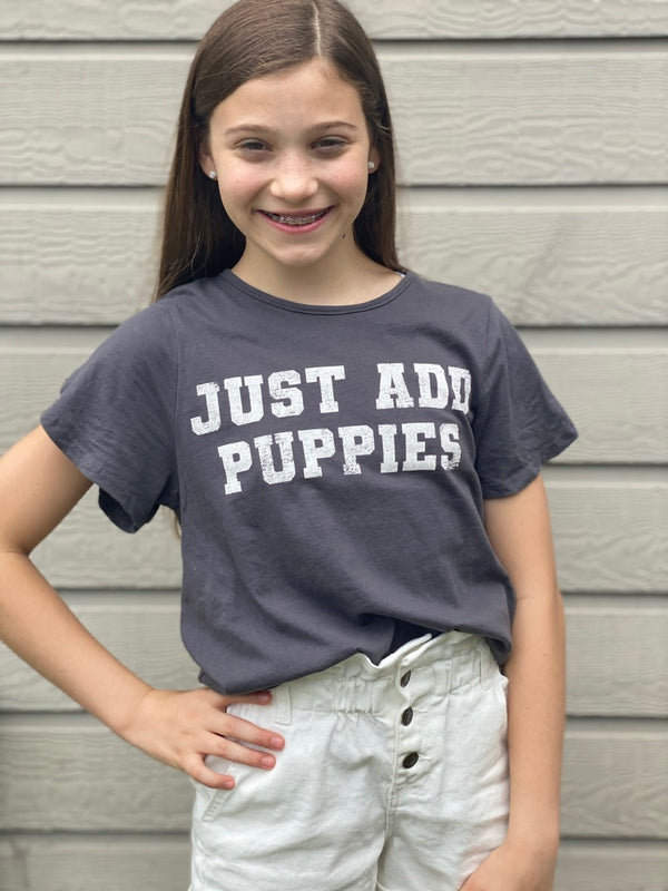 Puppies Graphic Tee