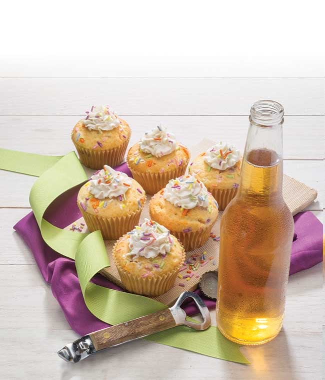 Celebration Beer Cake Mix