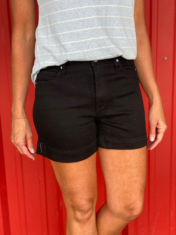 Ziggy Hi Rise Shorts Manford
