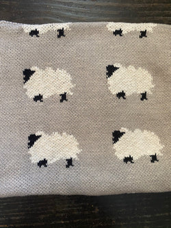 Cotton Knit Sheep