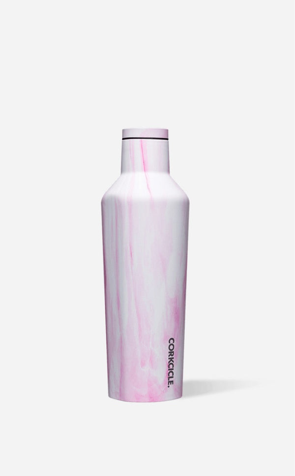 Canteen 16oz Pink Marble