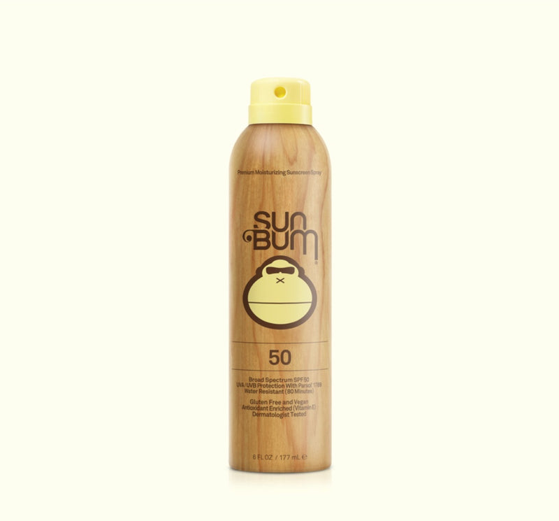 Original SPF 50 Sunscreen Spray 6 oz