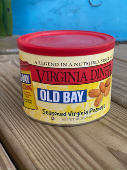 10 oz Can Old Bay Nuts