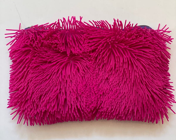 Stringy Stretchy Pouch - Pink