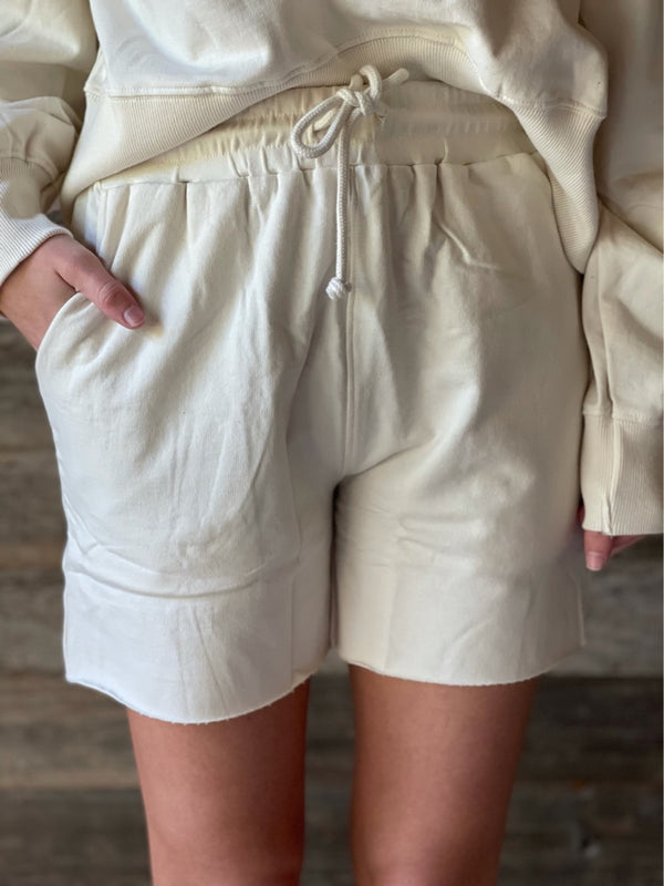 Light Almond Shorts