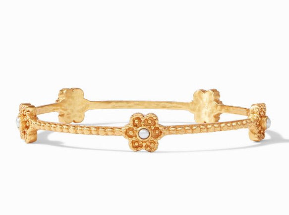 Colette Pearl Bangle Medium