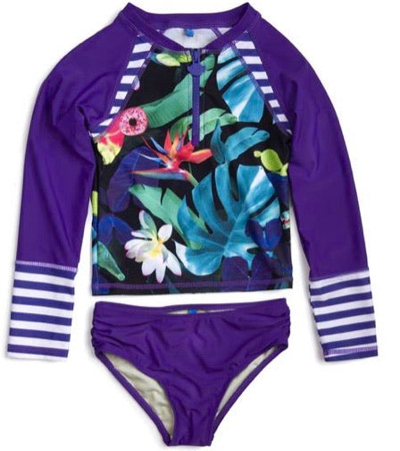 Encino Rash Guard Set