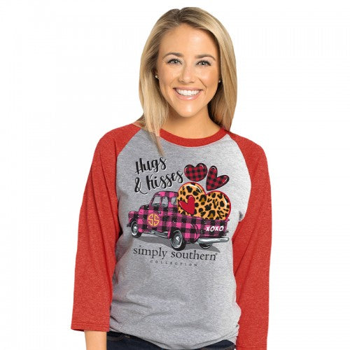 Vintage Hugs Heather Grey