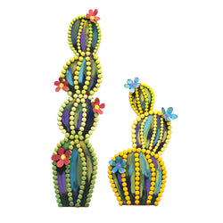 Fairytale Cactus Tall, Set of 2