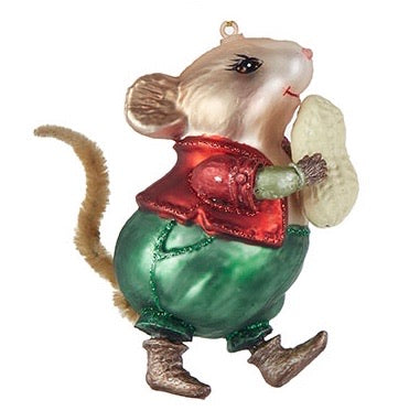 Mouse Ornament 1