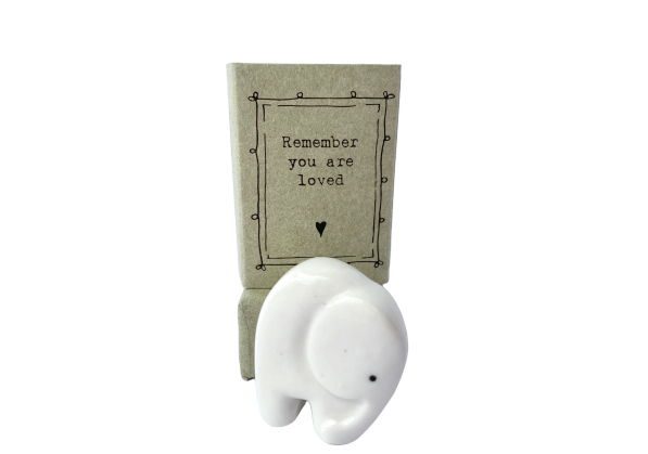 Porcelain Animal Elephant