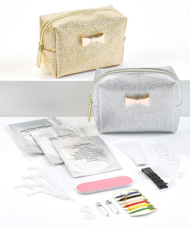 Beauty Essentials Kit Rose Gold